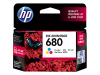 Mực in phun HP 680 Tri-color- Mực cho máy in HP Deskjet Ink Advantage 2138/ 2135/ 3635/ 3636/ 3638/ 3835/ 4535/ 4675/ 4678